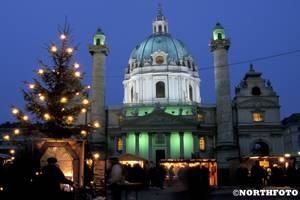 Cinci destinaţii pentru Crăciun