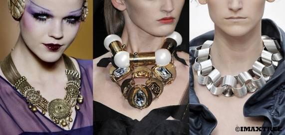 Toamnă/iarnă 2009/2010 - tendinţe pentru bijuterii