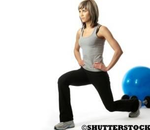 Şase exerciţii fizice banale, dar eficiente
