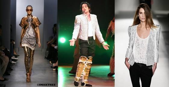 Michael Jackson şi influenţa lui în modă