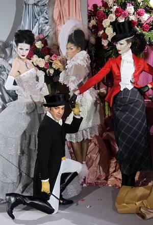 Săptămâna Modei Haute Couture la Paris