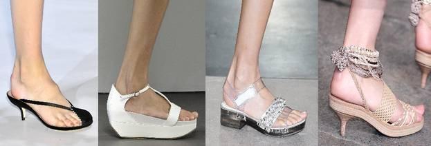 Pantofii comozi, din nou la modă