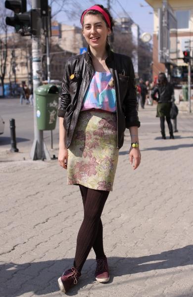 Street Fashion by Unica.ro - Sorina