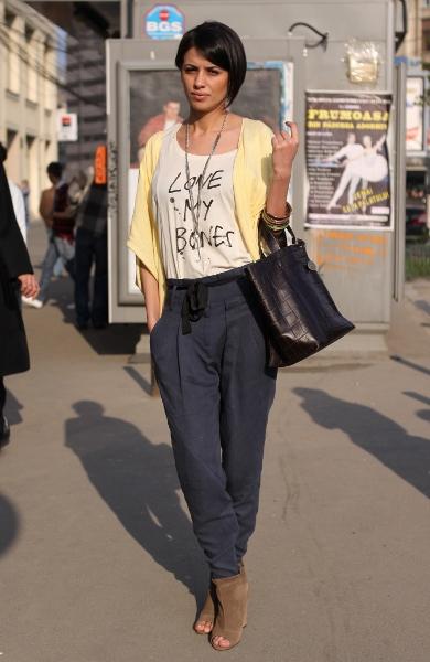 Street Fashion by Unica.ro - Anca