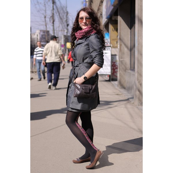 Street Fashion by Unica.ro - Ruxandra