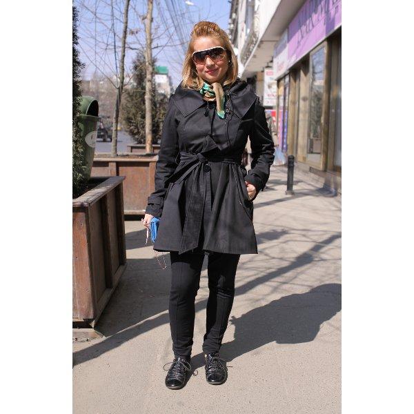 Street Fashion by Unica.ro - Carmen