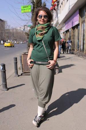 Street Fashion by Unica.ro - Irena