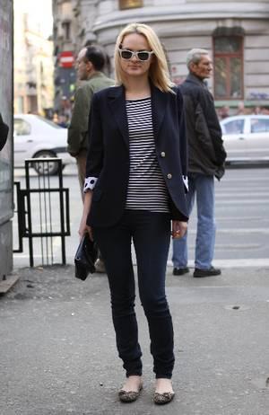 Street Fashion by Unica.ro - Alexandra