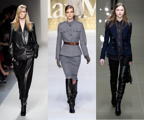 Modă: tendinţe toamnă - iarnă 2010/2011