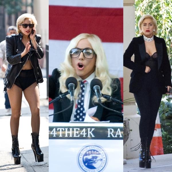 4 excentricităţi marca Lady Gaga