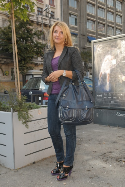 Street Fashion by Unica.ro - Alice