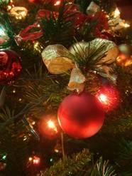 Tendinţe în decoraţiunile de Crăciun 2010
