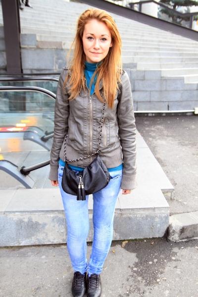 Street Fashion by Unica.ro - Raluca