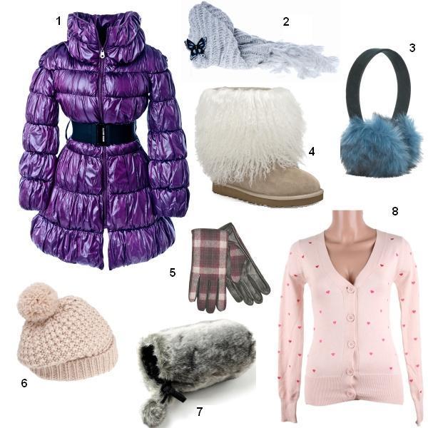 8 piese vestimentare şi accesorii pentru iarnă