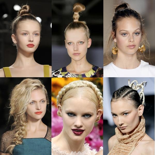 Hair style: tendinţe primăvară-vară 2011