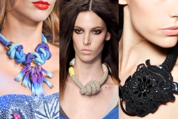Bijuterii: tendinţe pentru primăvară-vară 2011