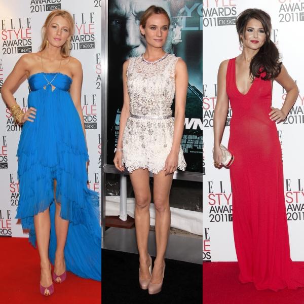 Look-ul săptămânii: cine a purtat cea mai frumoasă rochie?