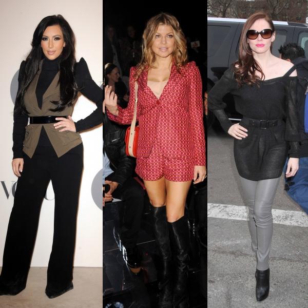 Cum s-au îmbrăcat vedetele la New York Fashion Week