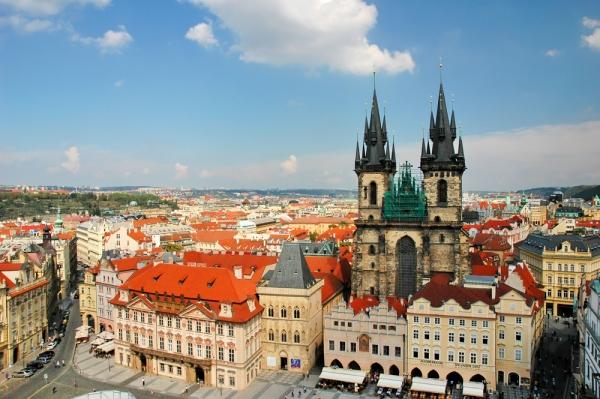 Oferte ieftine la Praga în luna aprilie