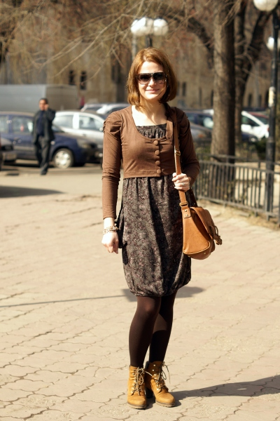 Street Fashion by Unica.ro - Ana