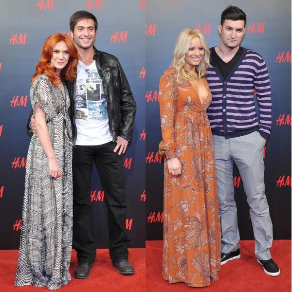 Alege cuplul cel mai stilat: Adela şi Radu, Laura şi Smiley