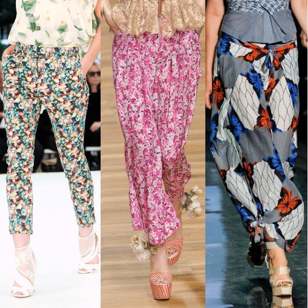 Modă 2011: ce pantaloni se poartă primăvara aceasta