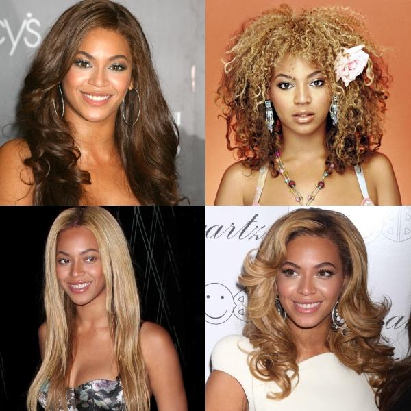 Beyonce, 8 schimbări radicale de look