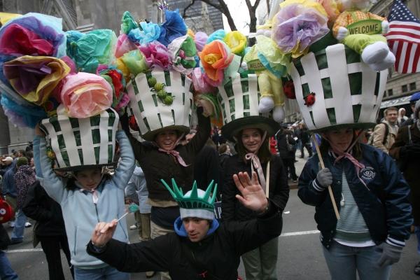 Foto: Cum se sărbătoreşte Paştele în lume