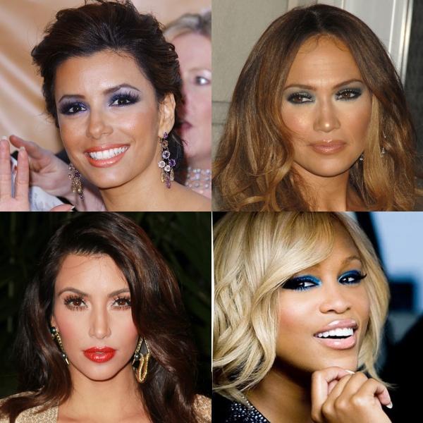 Ce culori să foloseşti în make up dacă ai ochii căprui