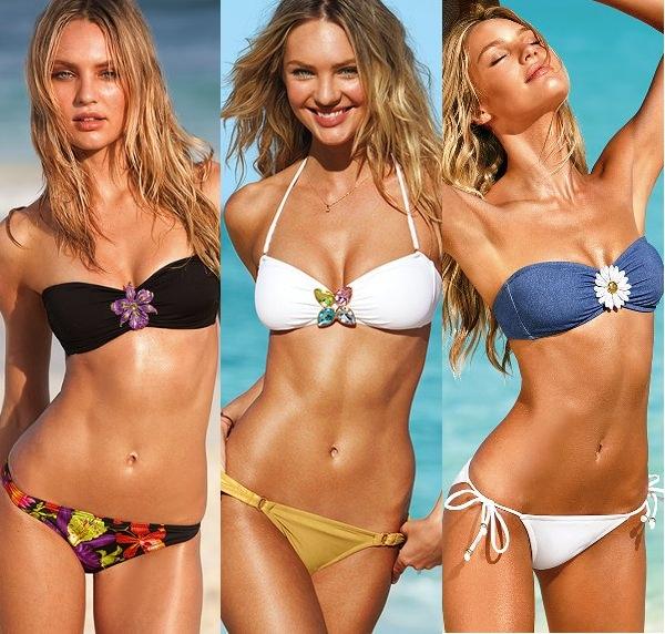 Cele mai frumoase costume de baie Victoria's Secret 2011
