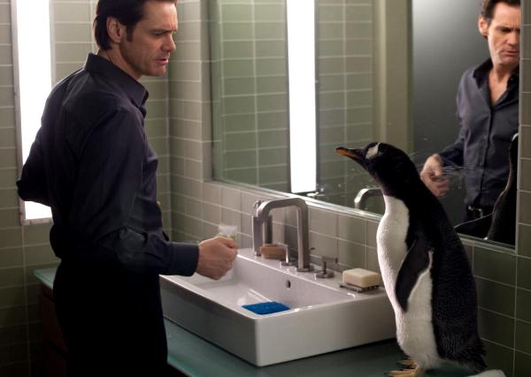 Pinguinii D-lui Popper / Mr. Popper's Penguins