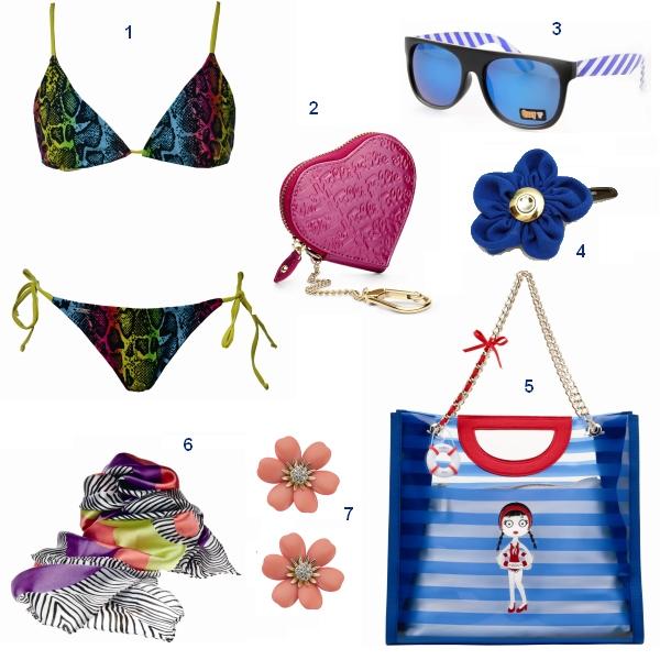 7 accesorii ca să fii în tendinţe pe plajă