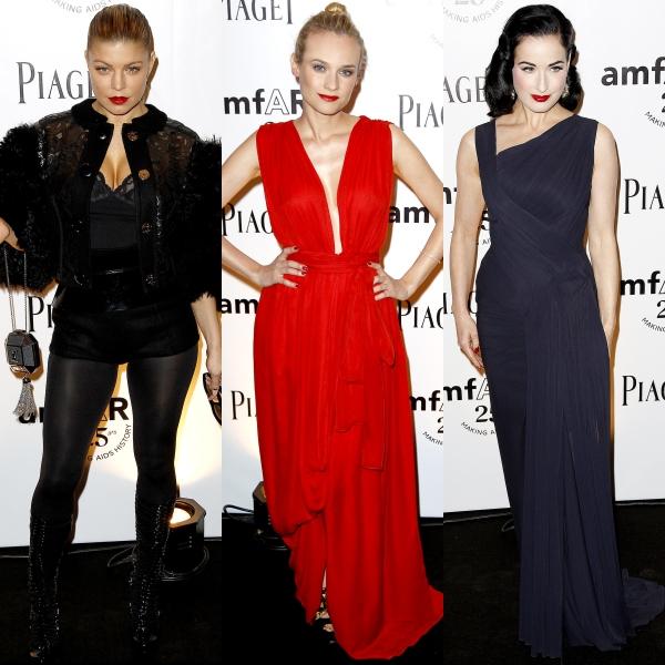 3 vedete la gala Inspiration la Paris. Care e cea mai stilată?