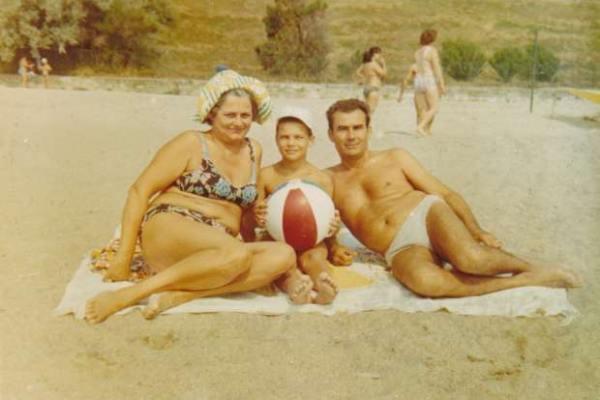 Cum arăta litoralul românesc în anii '80. Fotografii de colecție