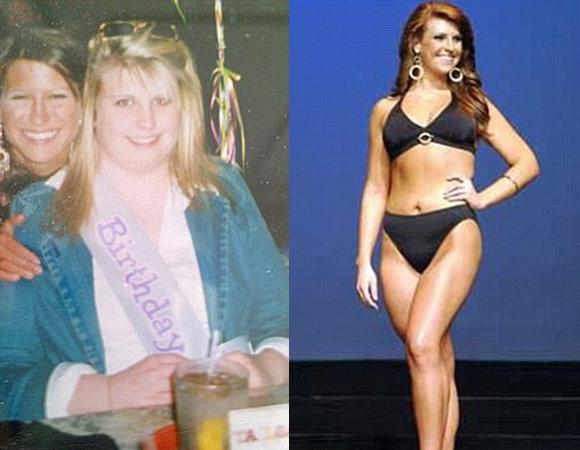 Bree Boyce - de la 100 de kilograme în finala Miss America
