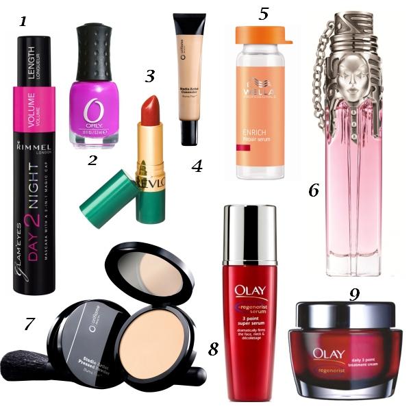 Trusa de beauty: 9 produse must have la toamnă