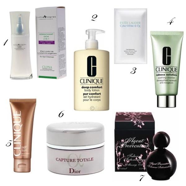 Beauty: 7 produse cosmetice pentru o piele superbă