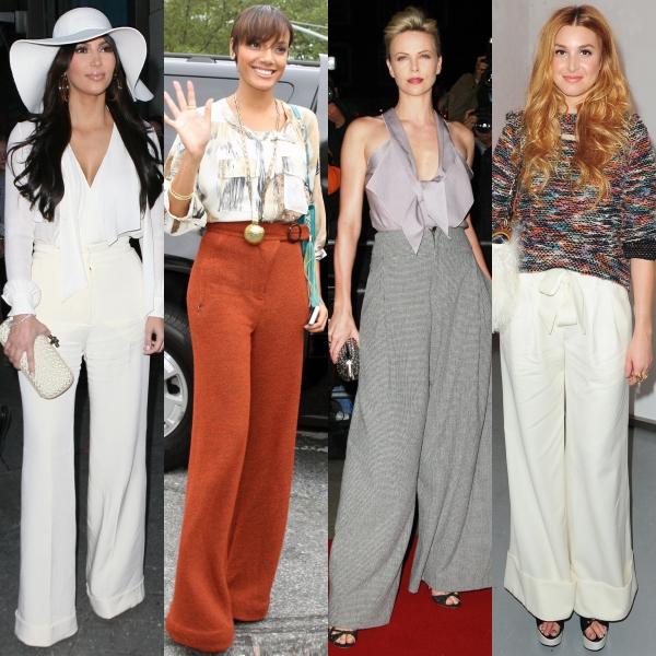 Tendinţe toamnă 2011: pantalonii maxi