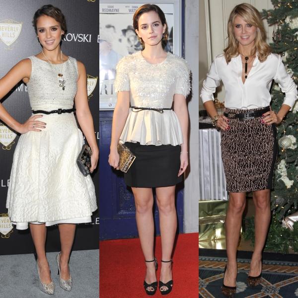 Eleganţa, noul dress code de la Hollywood