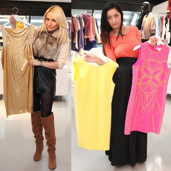Colecţia Versace for H&M, o explozie de culoare şi stil