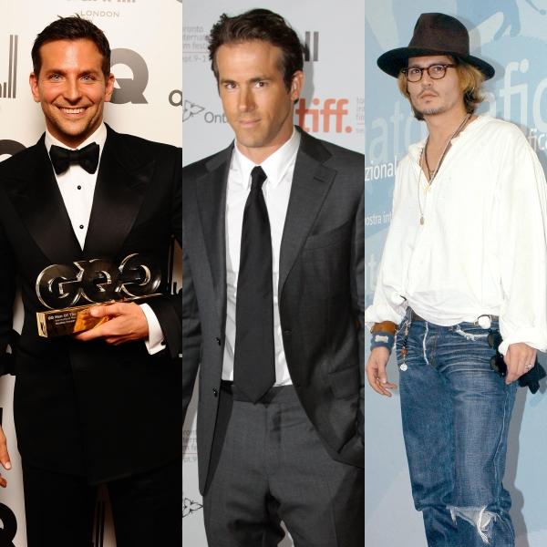 Cum arătau cei mai sexy bărbaţi în anul lor de glorie
