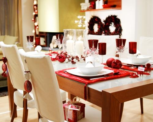 Foto: Cum să decorezi masa de Crăciun