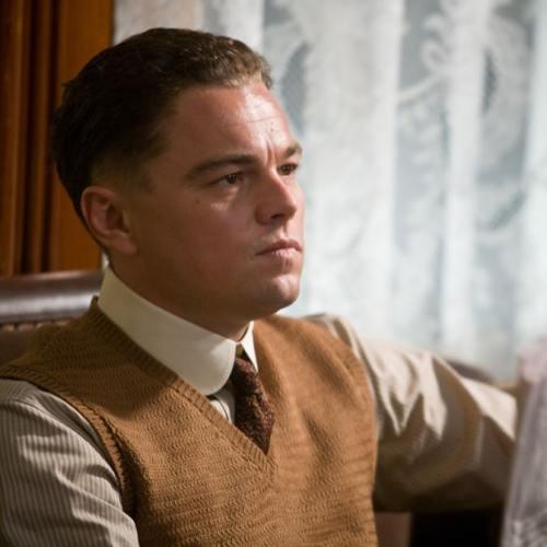 Leonardo DiCaprio in J. Edgar