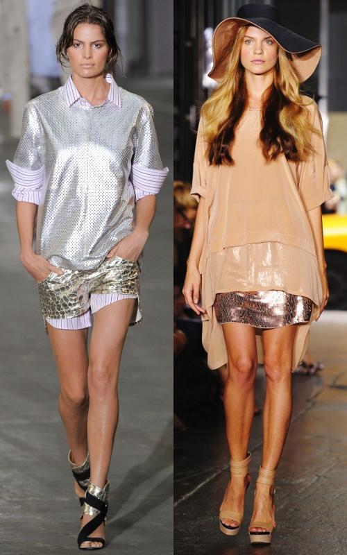 Modă: cele mai cool tendinţe primăvară-vară 2012