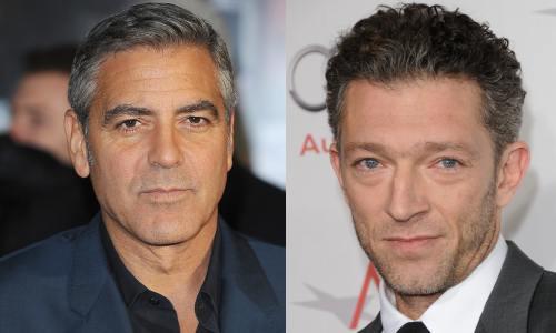 George Clooney, Vincent Cassel
