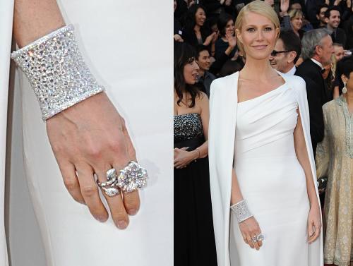 Gwyneth Paltrow la Oscar 2012
