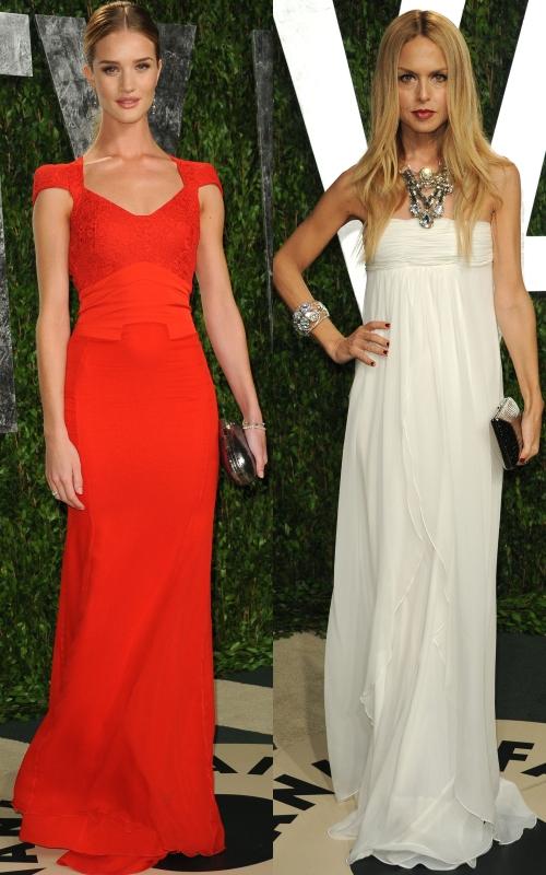 Oscar 2012: rochii de vis la petrecerea Vanity Fair II