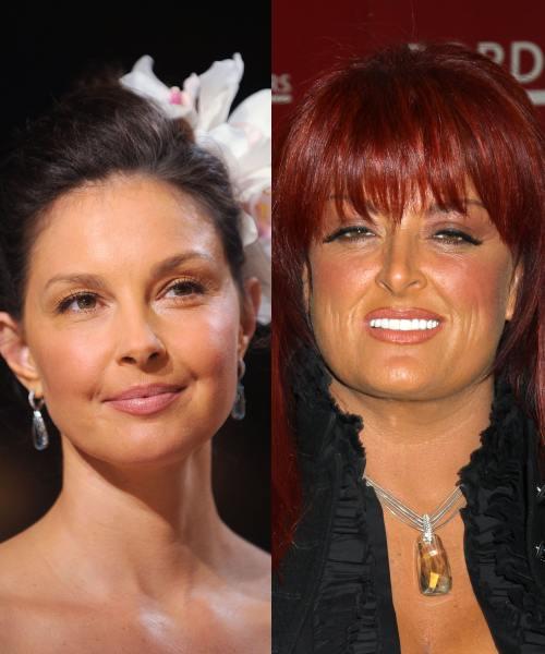 Ashley Judd, Wynonna Judd