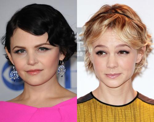 Ginnifer Goodwin, Carey Mulligan