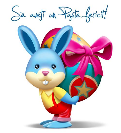 Felicitări de Paşte. Trimite-le celor dragi ţie!